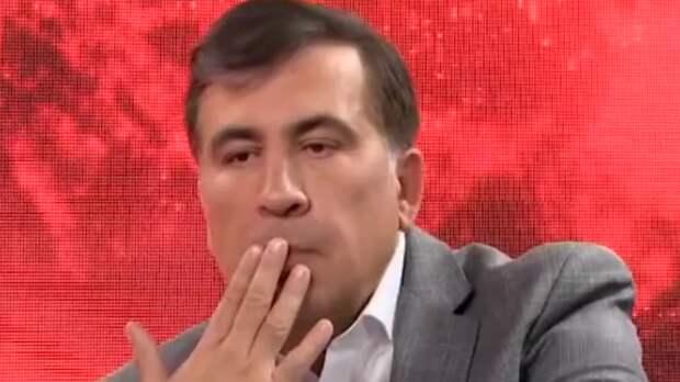Саакашвили напомнил о себе громким заявлением о продаже Украины