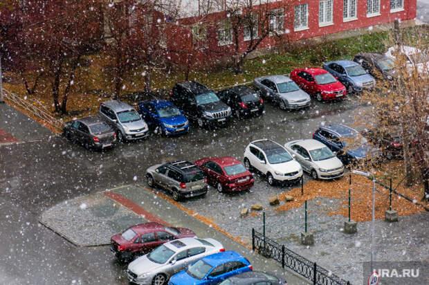 Вуральские регионы придет зимняя погода