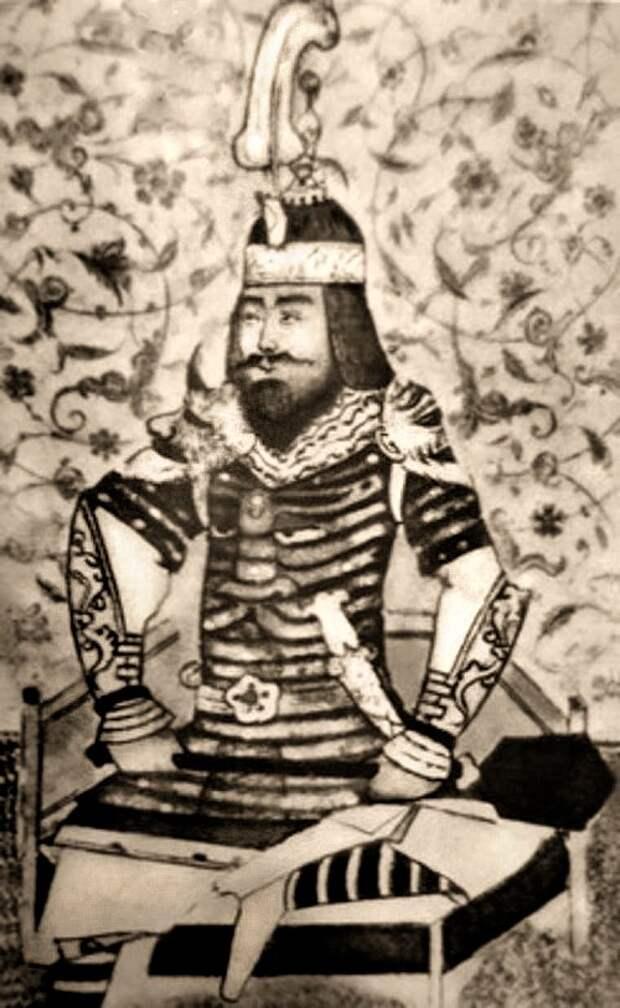 Тамерлан - погром Золотой Орды в 1395-1396 гг.