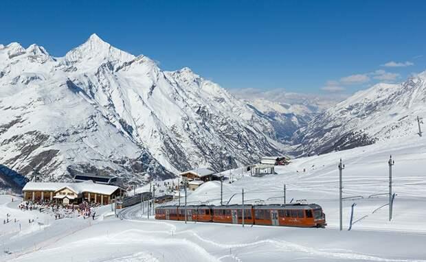 Chbahns29 Топ 5 самых необычных железных дорог Швейцарии