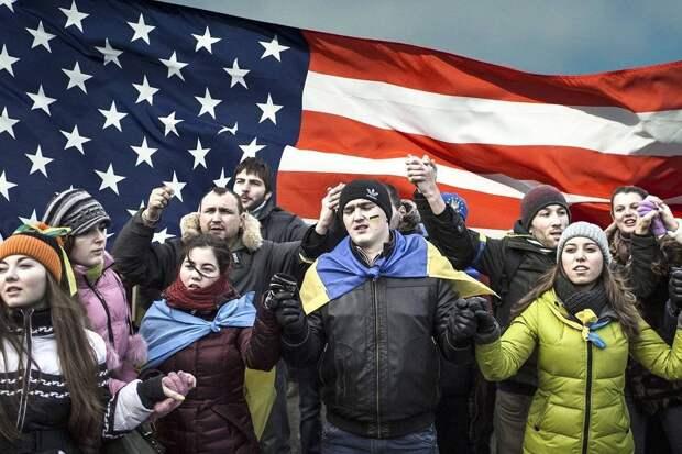 Америка и Украина – идентичность процессов. Александр Зубченко