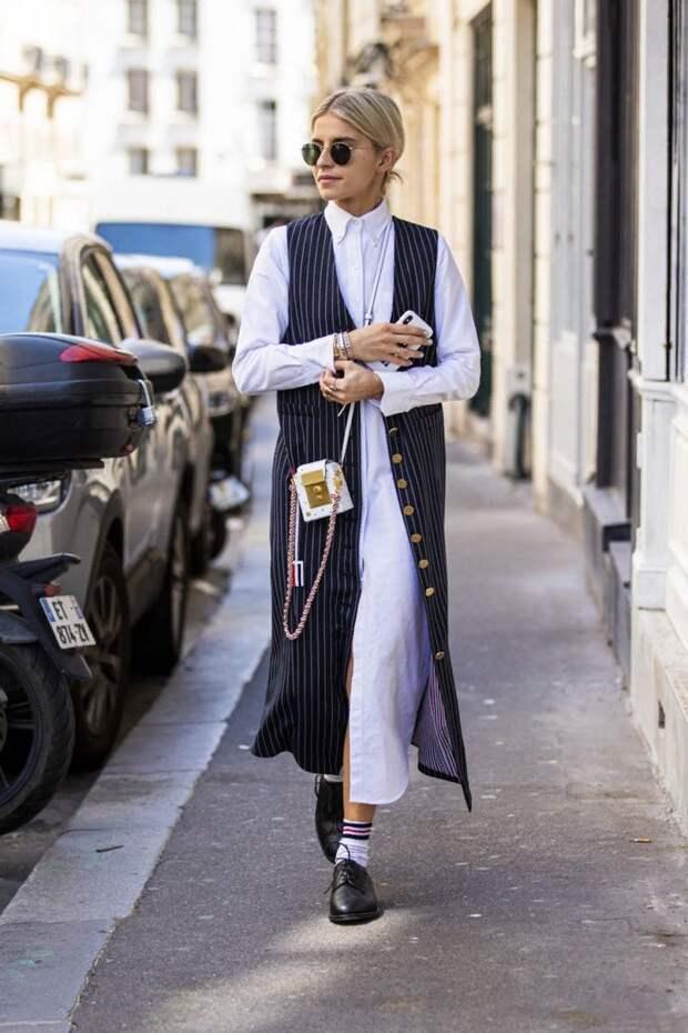 Зачем абсолютно всем женщинам нужна белая одежда