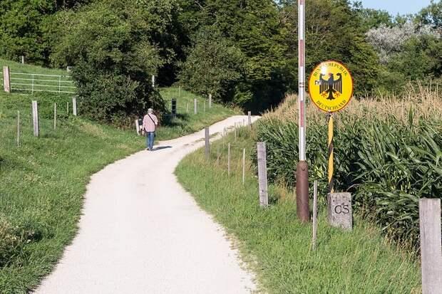 Бюсинген: уголок Германии на территории Швейцарии
