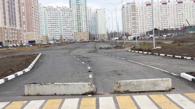 Подрядчик вРостове заплатит неустойку засрыв ремонта проспекта Маршала Жукова