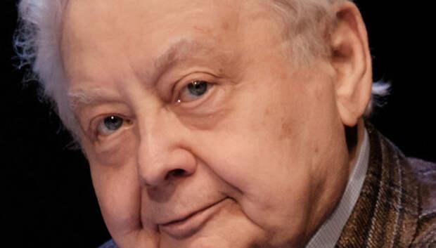 Акция «Подмосковная афиша московских театров» будет посвящена памяти Олега Табакова