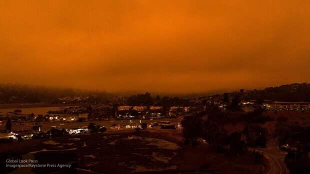 Пожары в США унесли жизни 28 человек