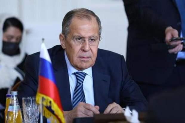Главу МИД РФ Сергея Лаврова возмутило заявление о «подаренных» Казахстану территориях
