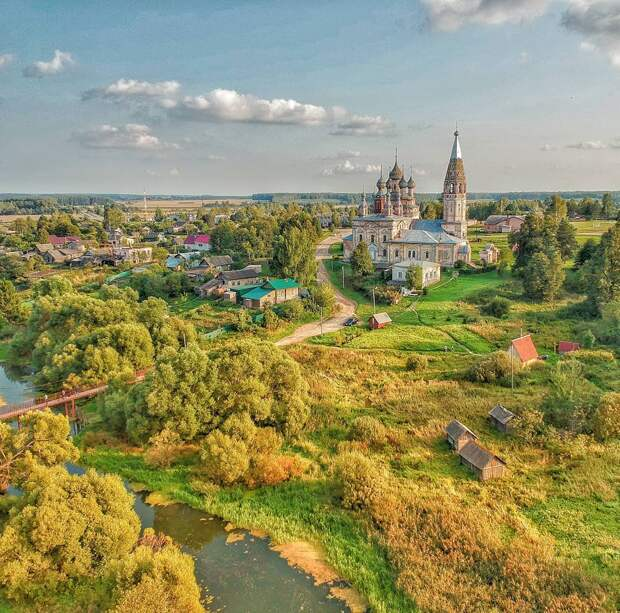 Что привезти из Ивановской области?