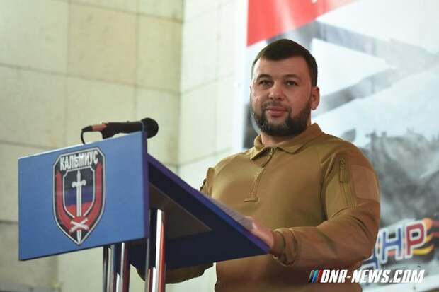 Денис Пушилин принял участие в подведении итогов обучения военнослужащих НМ ДНР