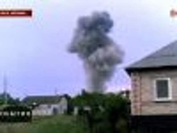 Ополченцы остановили под Луганском колонну из 40 танков