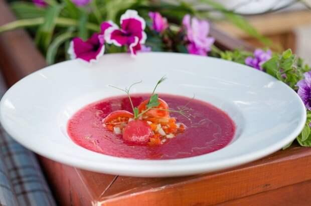 Вишневый суп разных народов мира