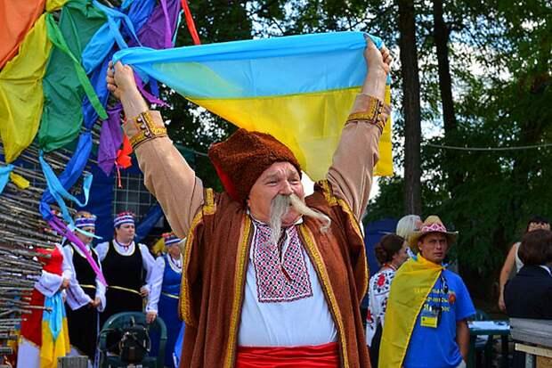Юлия Витязева: Апофигей демократии на Украине — рыдаю от зависти