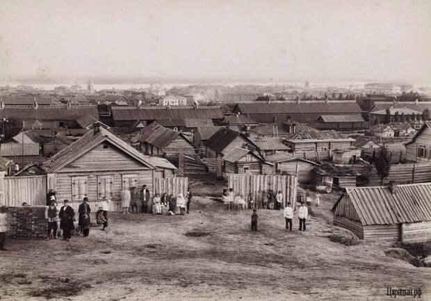 Фотографии Царицына (ныне Волгоград) 1880 года