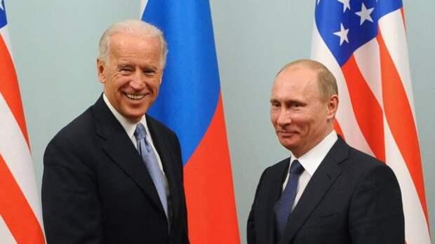 Байден довольно резко высказывался о Владимире Путине