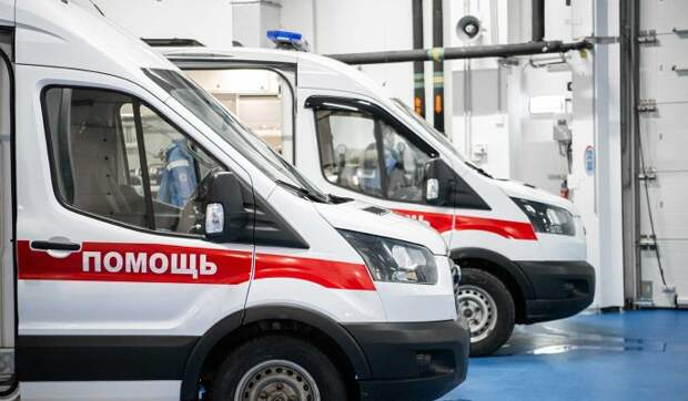 В поселении Московский построили подстанцию скорой помощи
