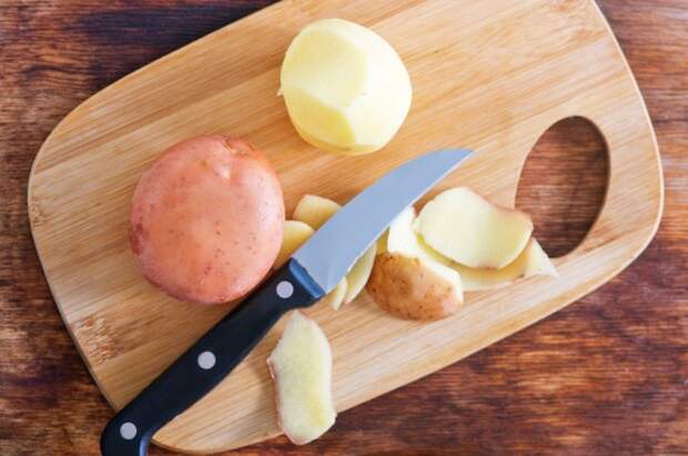 Аллергия на картошку