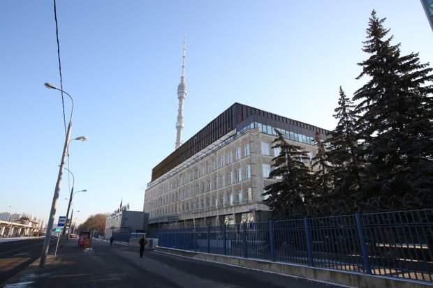 В СВАО снимали несколько эпизодов «Чародеев»