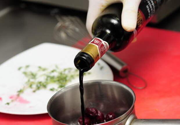 рецепт c фото соус вишневый шаг 2