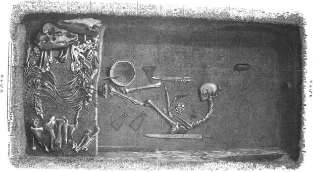 Живший в Швеции в X веке викинг-воин оказался женщиной