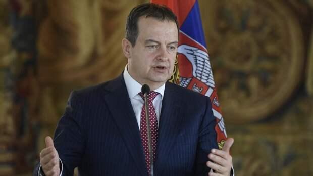 Глава МИД Сербии приветствовал усиление присутствия США на Балканах