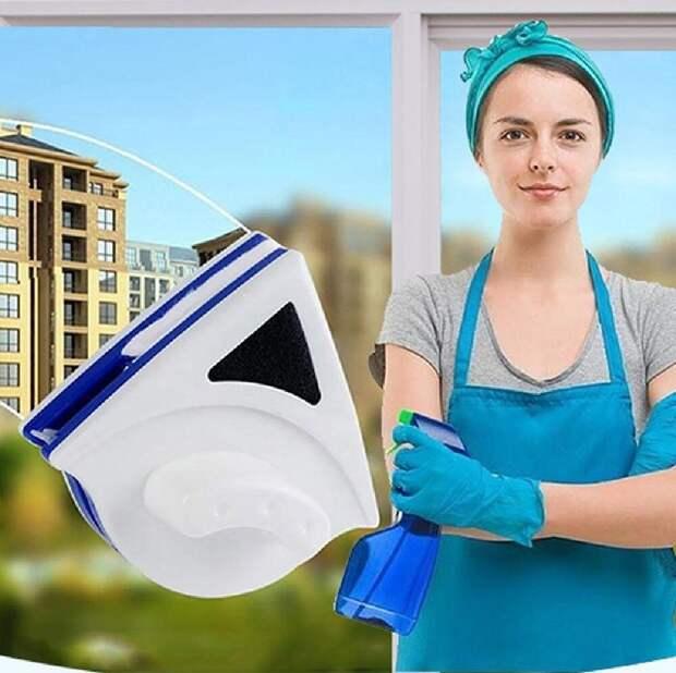 Как окна в квартире стали кристально чистыми за 15 минут? Мой опыт