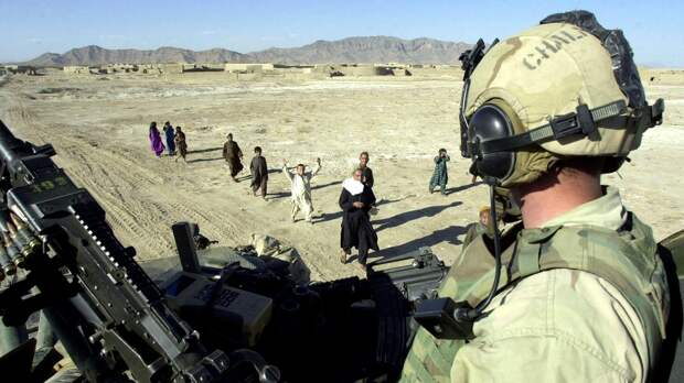 Зачем США выводят войска из Афганистана?