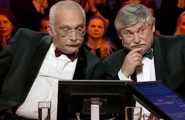 Первый канал отстранил Бера и Друзя от участия в своих программах