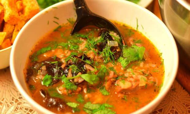Суп-харчо как в Грузии