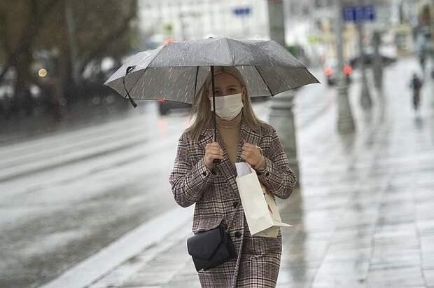 Москвичей предупредили о «мощной облачности»