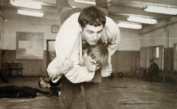 Владимир Путин в1970-е годы работал каскадером на«Ленфильме»