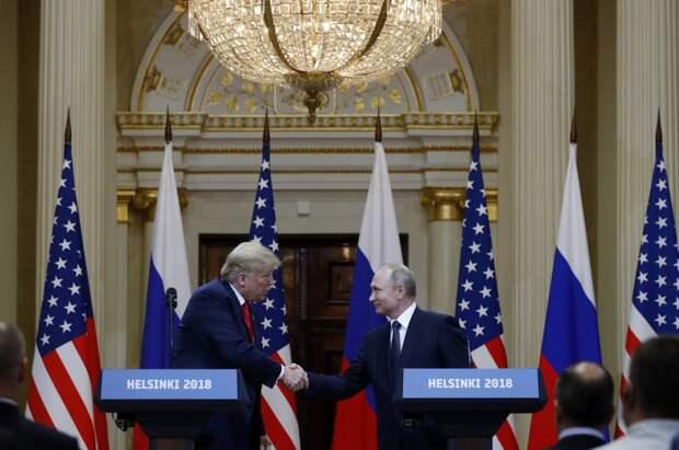 Странная холодная война