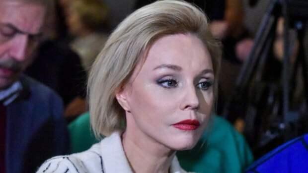 """Актриса Марина Зудина не хотела появляться в шоу """"Сегодня вечером"""" с Максимом Галкиным"""