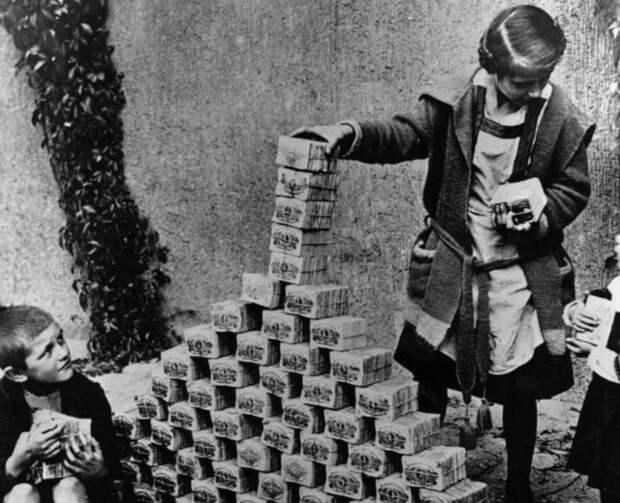Случаи катастрофической гиперинфляции, которые останутся в истории