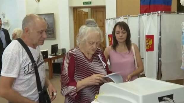Выборы в Госсовет Крыма: подсчитано около 70% голосов