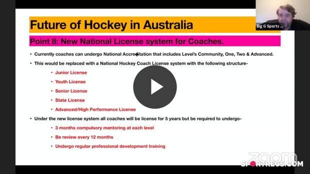 Future of Hockey in Australia: Episode 3