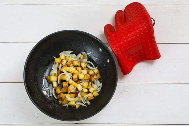 Овощи карри