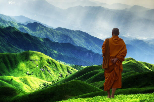 История о том, почему не всем монахам суждено попасть в Рай