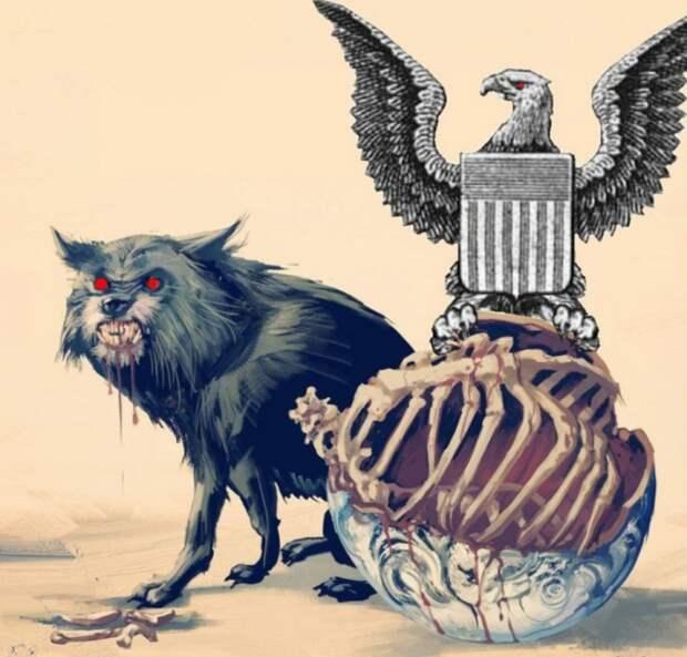 Вашингтон дал старт или как правильно есть русского слона