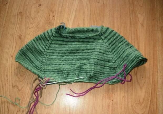 Нукинг - новая техника вязания крючком