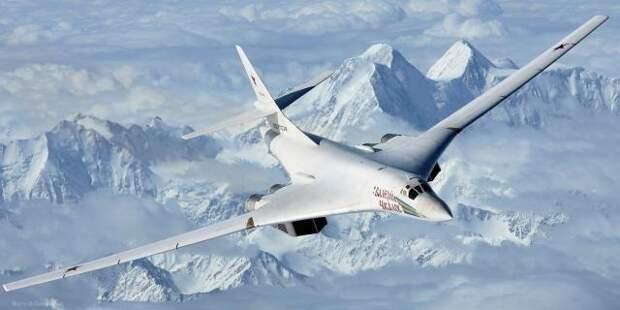 СМИ США: Обновлённый российский ТУ-160 «не догнать, не обнаружить, не сбить»