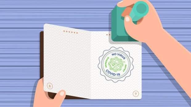 ЕС утвердил ковидные паспорта для туристов