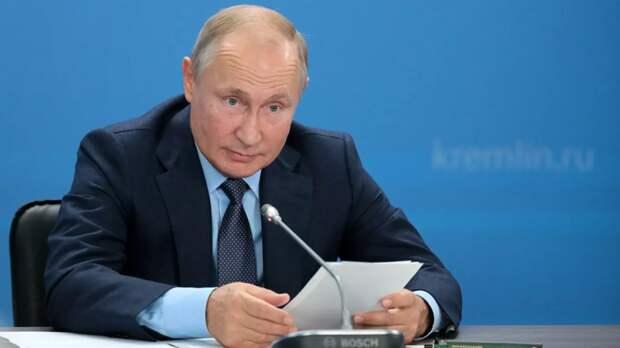 Путин призвал не выставлять Украину в невыгодном свете на телевидении