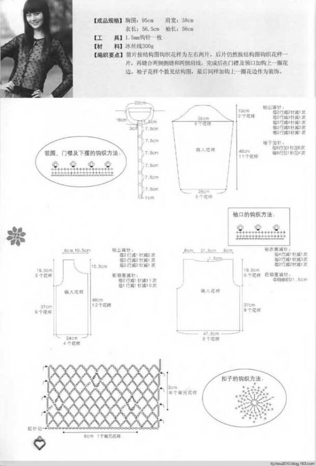 手工坊--钩针毛衣新时尚 3