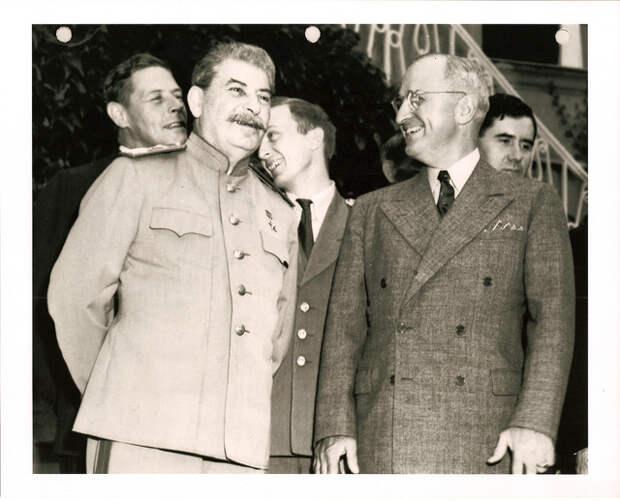 Переписка Сталина и Трумэна по поводу судьбы острова Хоккайдо