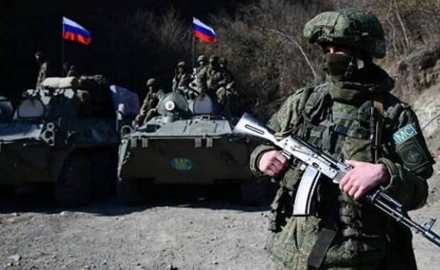 Шойгу доложил Путину озавершении миротворческого развёртывания вКарабахе