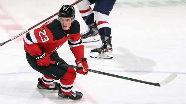Из команды-ротации СКА в основу клуба НХЛ. Мальцев пробился в «Нью-Джерси» и уже забивает больше, чем Гусев