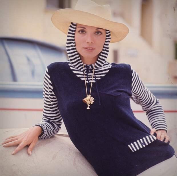Эталон элегантности актриса Эльза Мартинелли.