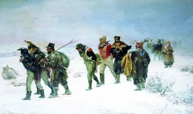 Как французы после Отечественной войны искали спрятанные в России клады