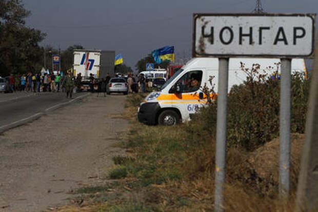 Появились новые подробности задержания диверсантов в Крыму