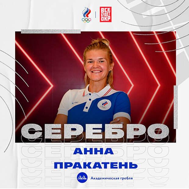 Анна Пракатень